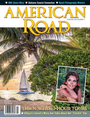 American Road issue Volume 13 No. 4