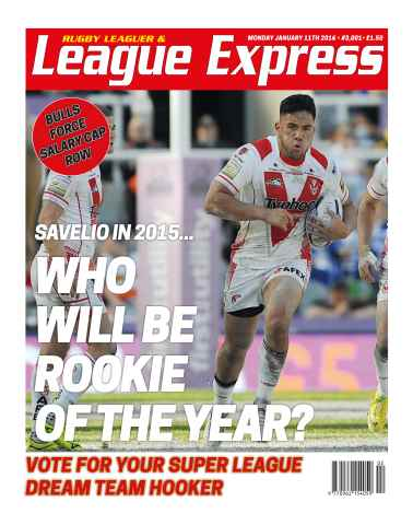 League Express issue 3001