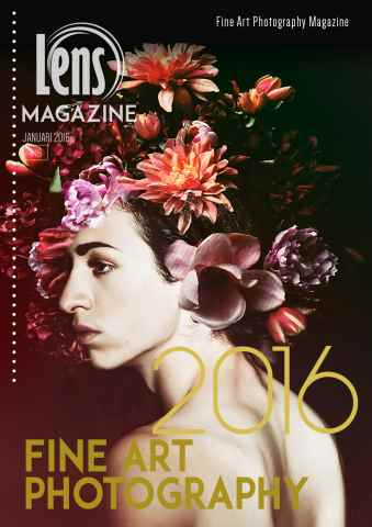 Lens Magazine issue Lens Magazine #16 - 2016 First Issue -