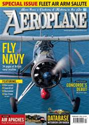 Aeroplane issue February 2016