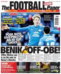 The Football League Paper issue 10th January 2016