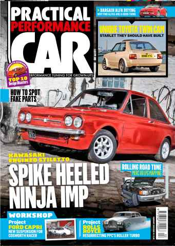 Practical Performance Car issue Feb-16