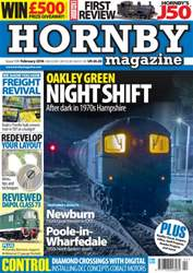 Hornby Magazine issue February 2016