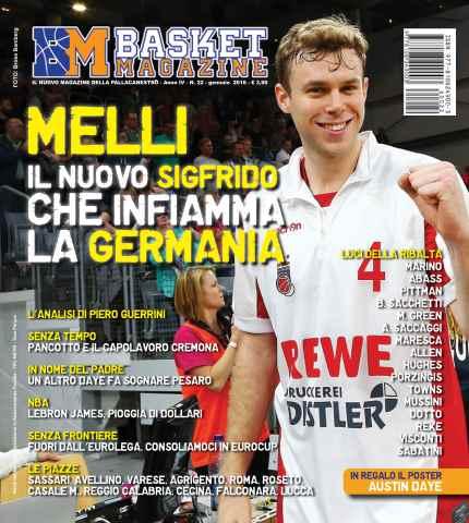BASKET MAGAZINE issue Basket Magazine 22