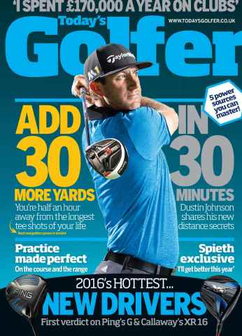 Today's Golfer issue March 2016