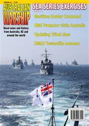 Australian Warship issue 91