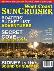 Suncruiser issue West Coast 2016