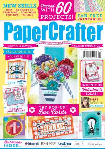 PaperCrafter issue No.91