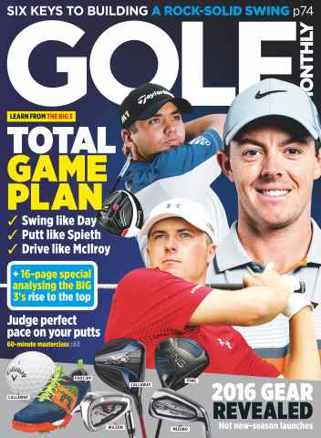 Golf Monthly issue March 2016