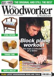 The Woodworker Magazine issue February 2016