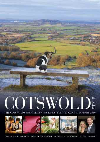 Cotswold Style issue January 2016