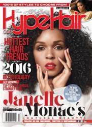Hype Hair issue January/February 2015