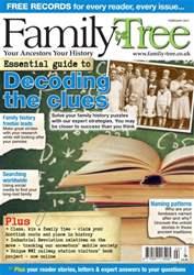 Family Tree issue Family Tree February 2016