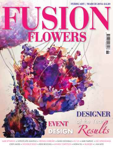 Fusion Flowers issue Fusion Flowers 88
