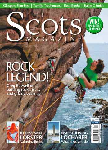 The Scots Magazine issue February 2016