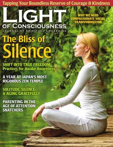 Light of Consciousness issue Spring 2016