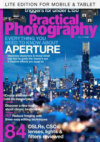 Practical Photography issue March 2016