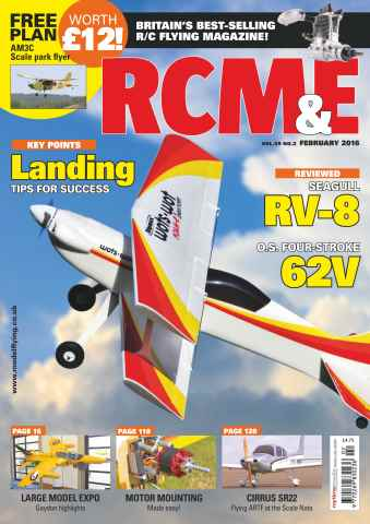RCM&E issue February 2016