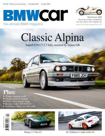 BMW Car issue February 16