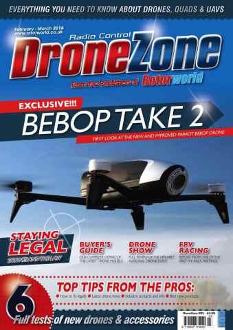 Radio Control DroneZone issue DroneZone 003