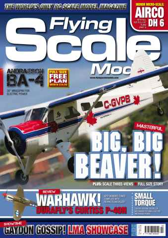 Flying Scale Models issue Feb 195