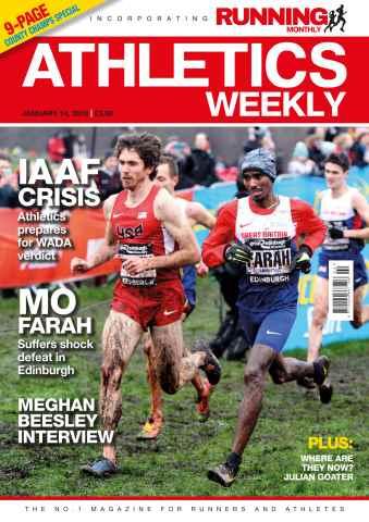 Athletics Weekly issue 14/01/2016