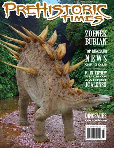 Prehistoric Times issue Winter 2016