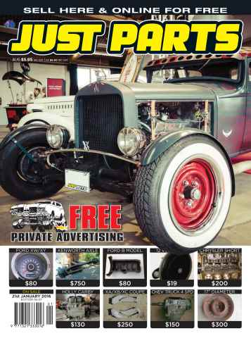 JUST PARTS issue 16-007