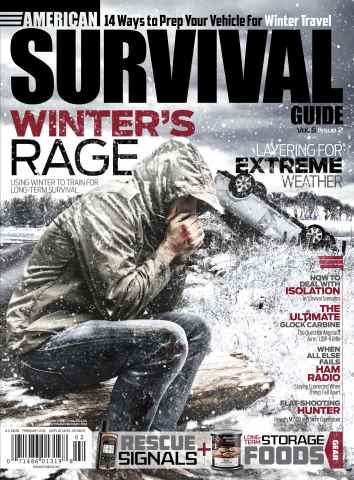 American Survival Guide issue February 2016