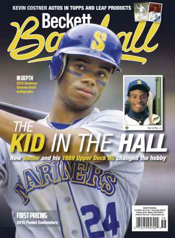 Beckett Baseball issue February 2016