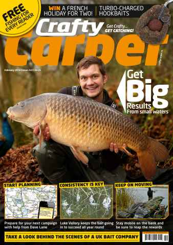 Crafty Carper issue Crafty Carper February 2016