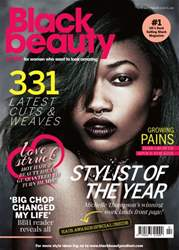 Black Beauty & Hair – the UK's No. 1 black magazine issue February/March 2016