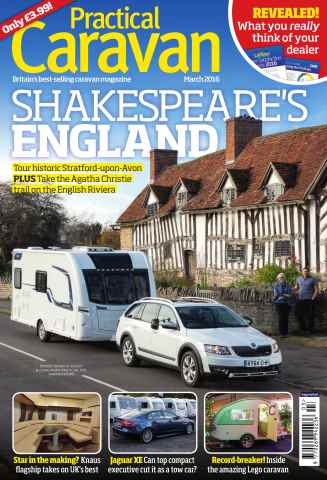 Practical Caravan issue March 2016
