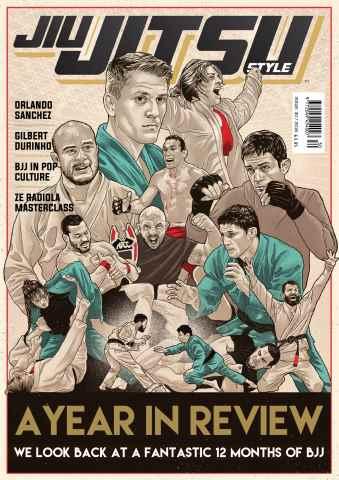 Jiu Jitsu Style Magazine issue ISSUE 30