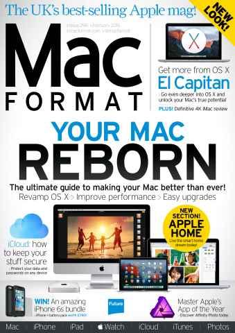 MacFormat issue February 16