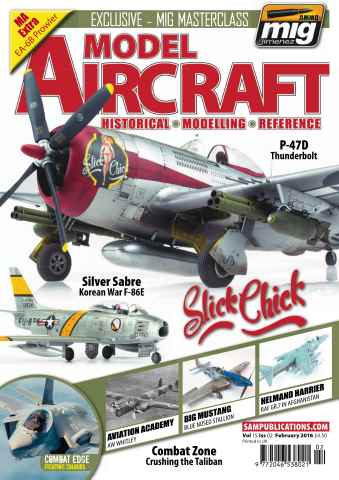 Model Aircraft issue MA Vol 15 Iss 2 February 2016