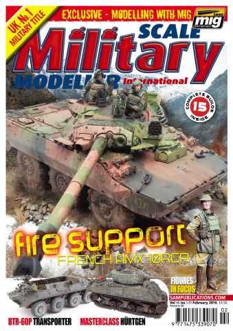 Scale Military Modeller Internat issue SMMI Vol 46 Iss 539 February 2016