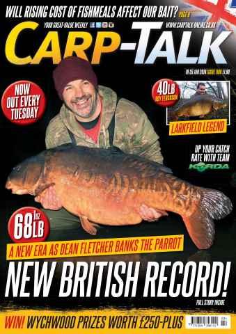 Carp-Talk issue 1106