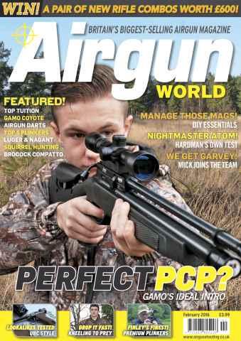 Airgun World issue February 2016