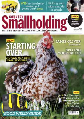Country Smallholding issue February 2016