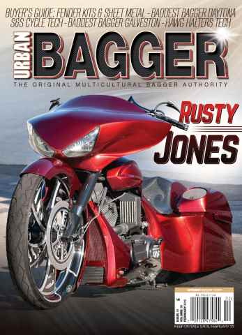 Urban Bagger issue February 2016