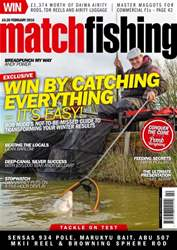 Match Fishing issue February 2016