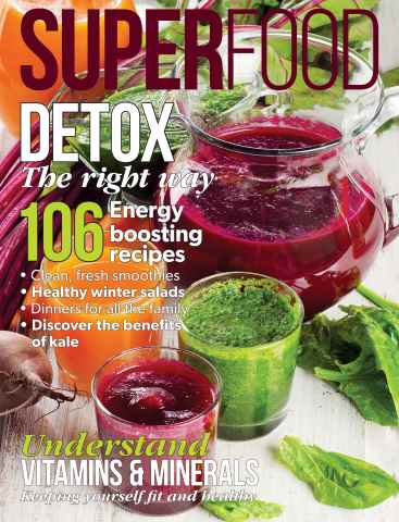 Superfood issue Issue 3 - Detox