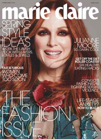Marie Claire issue March 2016