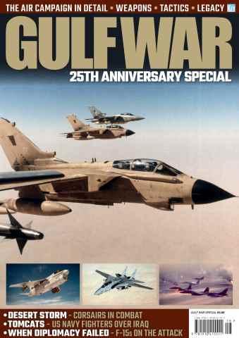 FlyPast issue The Gulf War