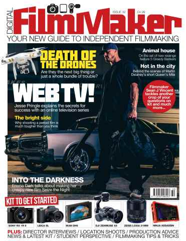Digital FilmMaker issue dfm issue 32