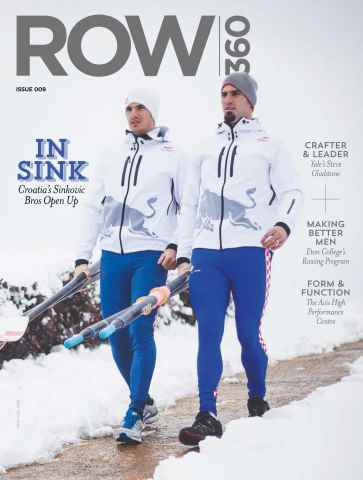 Row360 issue 009 - Dec | Jan 2015