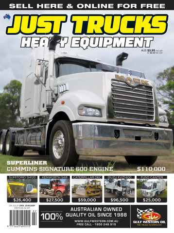 JUST TRUCKS issue 16-007