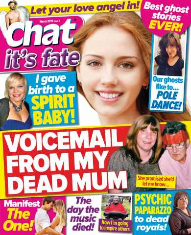 Chat Its Fate issue March 2016