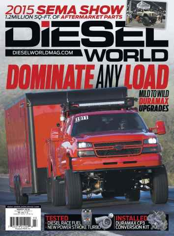 Diesel World issue March 2016